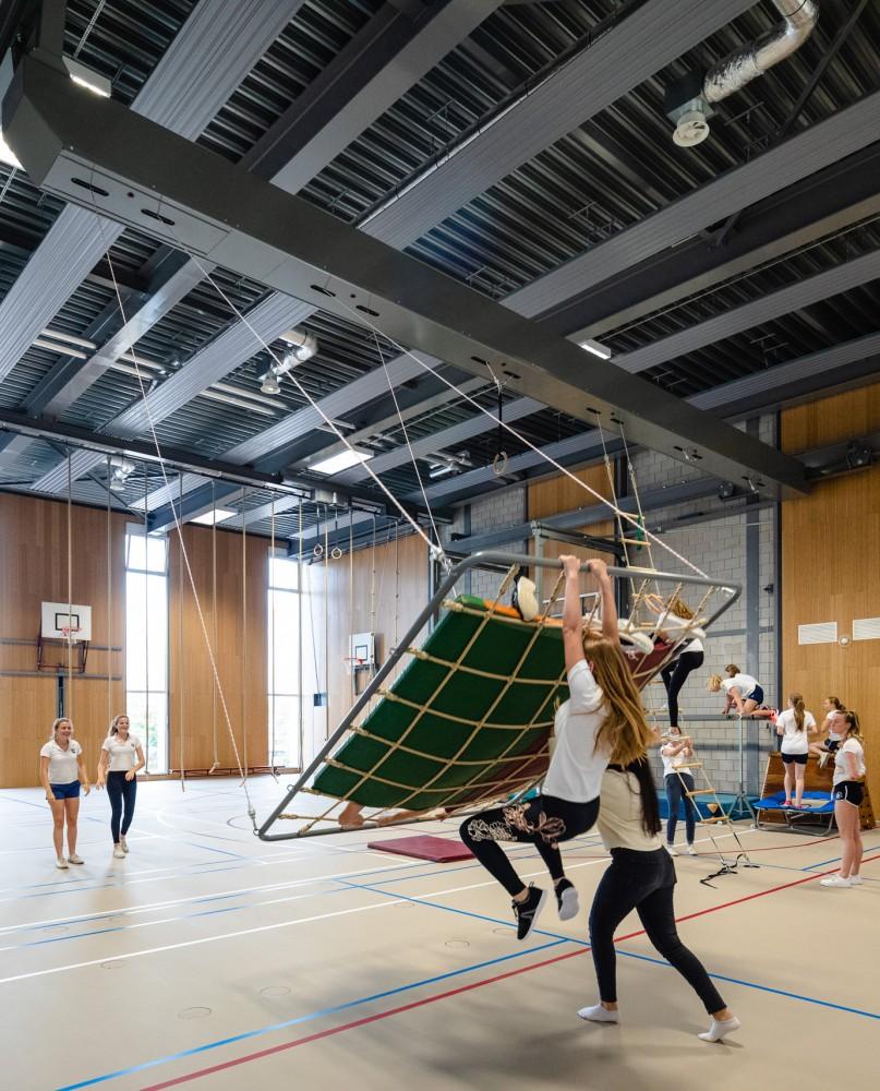 Sportcentra | Interland Techniek