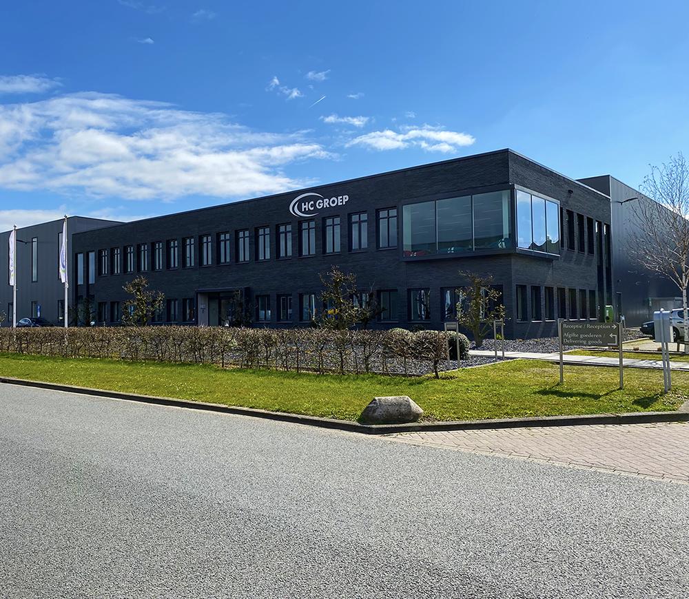 Kantoorgebouw Interland Techniek
