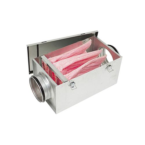 Filterboxen en filters